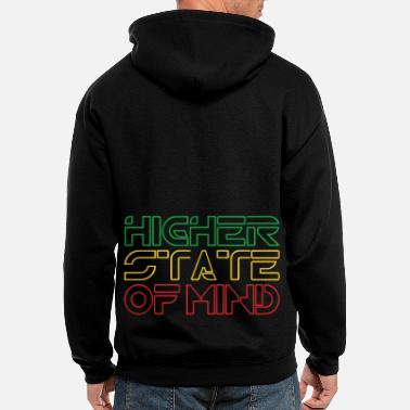 Higher State Of Mind Higher State Of Mind - Men's Zip Hoodie