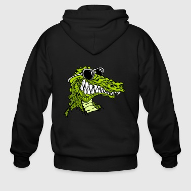monster 19 - Men's Zip Hoodie