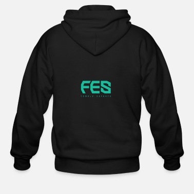Esports female esports - Men's Zip Hoodie