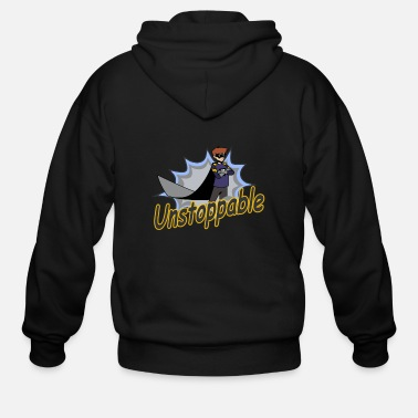 Seducing Unstoppable - Men's Zip Hoodie