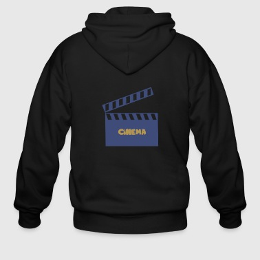 cinema - Men's Zip Hoodie