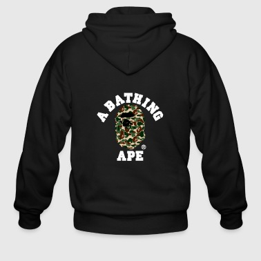 Bathing Ape BAPE A BATHING APE - Men's Zip Hoodie
