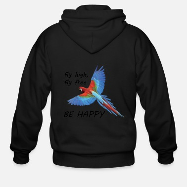 Flight Flight - Men's Zip Hoodie