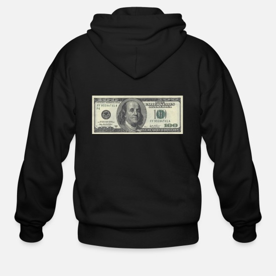Bill Hoodies & Sweatshirts - Bill - Men's Zip Hoodie black
