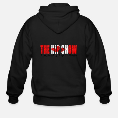 Tragically Hip TheHipShow - Men's Zip Hoodie