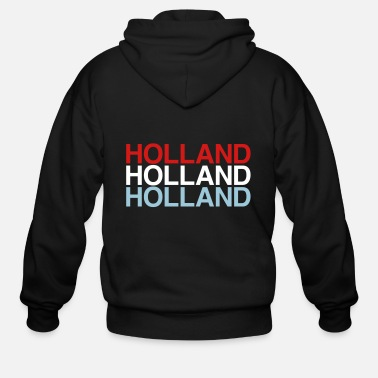 Holland HOLLAND - Men's Zip Hoodie