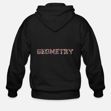 Geometry Geometry - Men's Zip Hoodie