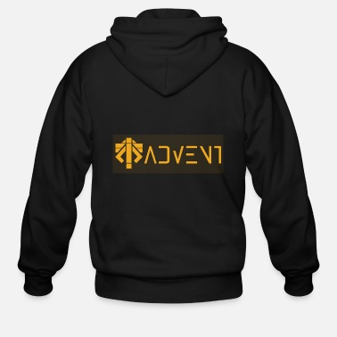 Advent advent coalition - Men's Zip Hoodie
