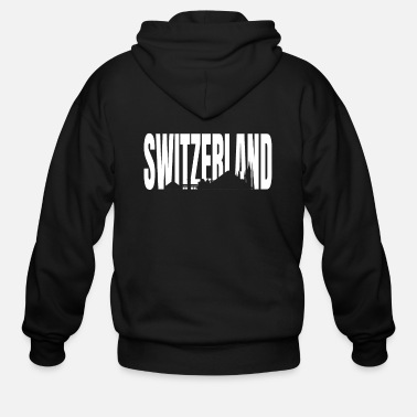 Switzerland Switzerland - Men's Zip Hoodie