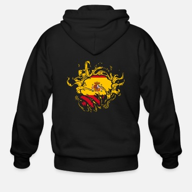 Spain spain - Men's Zip Hoodie