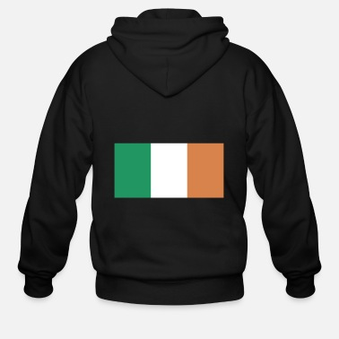Ireland Flag of Ireland, Irelands flag, Ireland flag - Men's Zip Hoodie