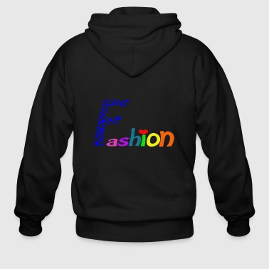 fashion - Men's Zip Hoodie