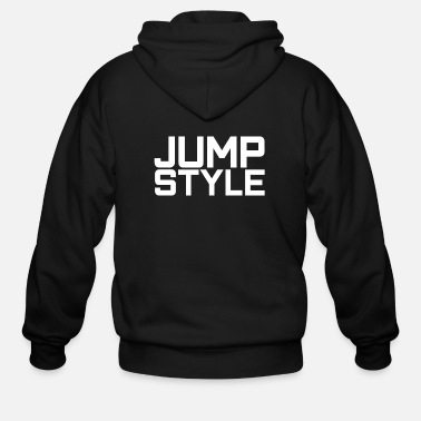 Jumpstyle jumpstyle - Men's Zip Hoodie