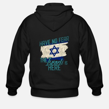 Strip Israel - Men's Zip Hoodie