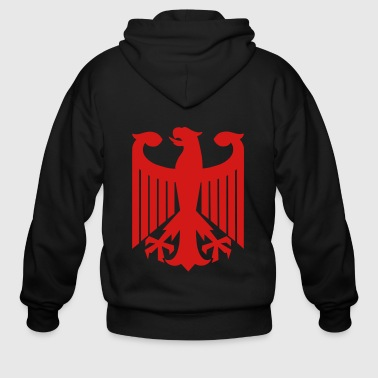 German Eagle - Men's Zip Hoodie