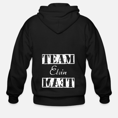 Elvin Team Elvin - Men's Zip Hoodie