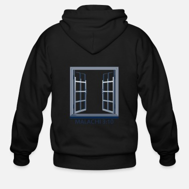 Windows Windows - Men's Zip Hoodie
