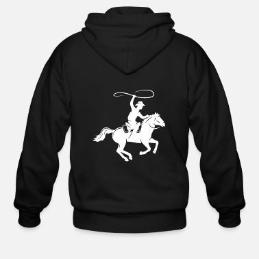 Horseman Horseman In The Fall - Men's Zip Hoodie