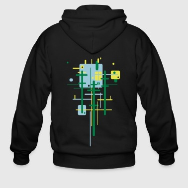under water - Men's Zip Hoodie