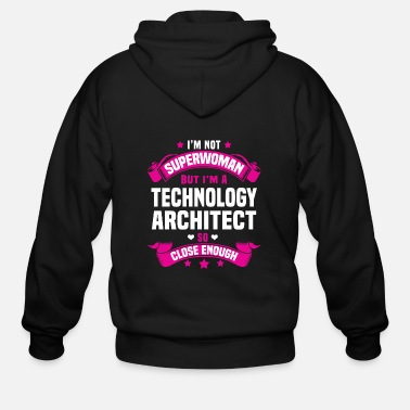 Technology Technology Architect - Men's Zip Hoodie