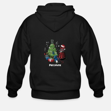 Decoration DECORATE - Men's Zip Hoodie