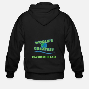 Daughter In Law DAUGHTER IN LAW - Men's Zip Hoodie
