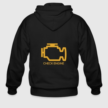 Check Mark check - Men's Zip Hoodie