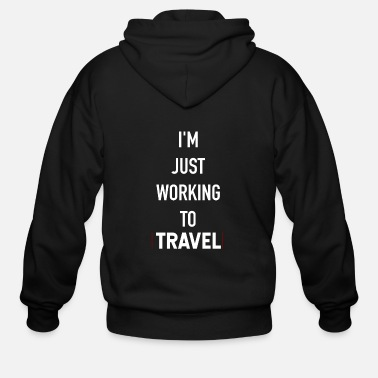 Vacation VACATION - Men's Zip Hoodie