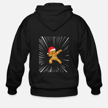 Gingerbread Gingerbread man - Men's Zip Hoodie