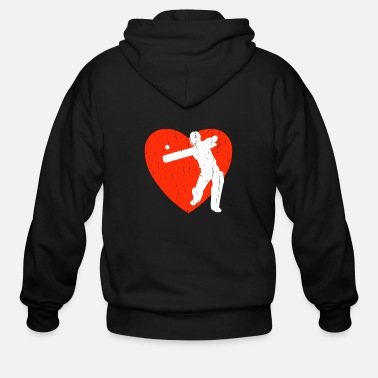 Cricket Cricket - Men's Zip Hoodie