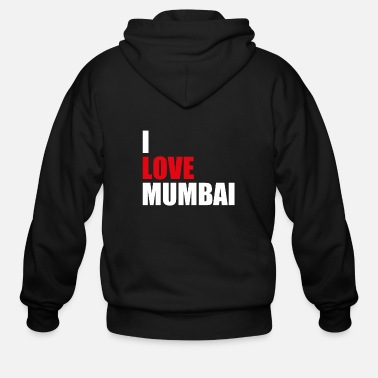 Prince Mumbai India - Men's Zip Hoodie
