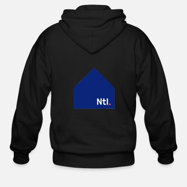 National National - Men's Zip Hoodie