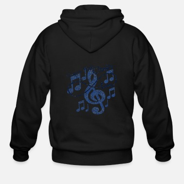 Choir Cooper High Choir - Men's Zip Hoodie