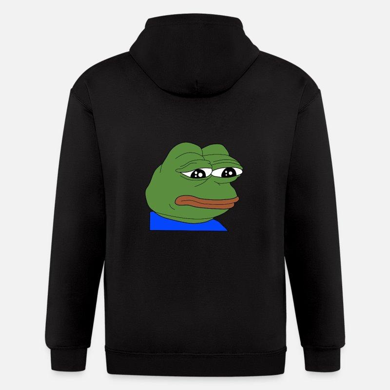 Pepe Meme Sad Pepe By Shirtinator2017 Spreadshirt