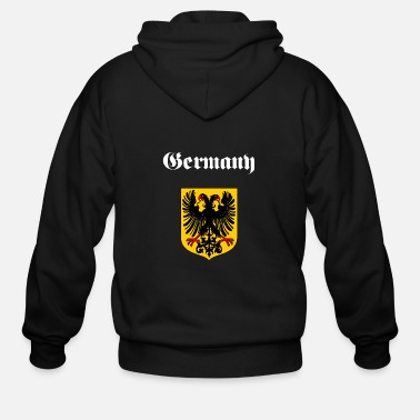 Germany Germany - Men's Zip Hoodie