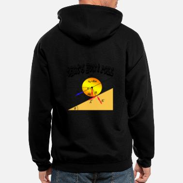 That's How I Roll - Men's Zip Hoodie