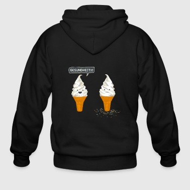 A Cold Sneeze - Men's Zip Hoodie