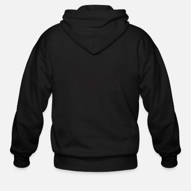 Rock Guitar rock guitar - Men's Zip Hoodie