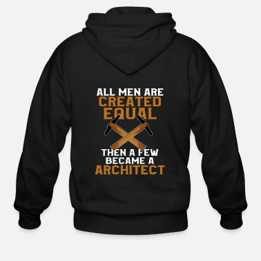 Architect Architect - Men's Zip Hoodie