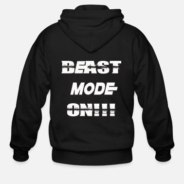 Mode Mode on!!! - Men's Zip Hoodie