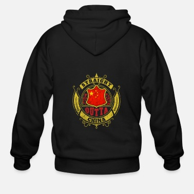 China China - Men's Zip Hoodie