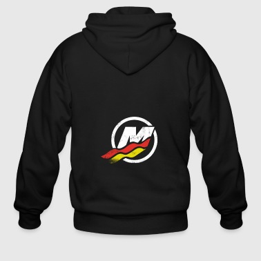 mercury racing - Men's Zip Hoodie