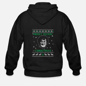 Ugly Christmas Sweater For Larry David Fans By Spreadshirt