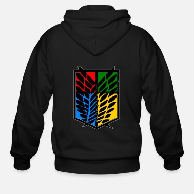 Windows Windows Legion - Men's Zip Hoodie