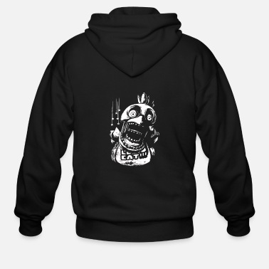 Game Over Game over - Men's Zip Hoodie