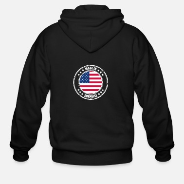 Surprise SURPRISE - Men's Zip Hoodie