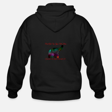 There is always tomorrow - Men's Zip Hoodie