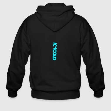 Icy cold - Men's Zip Hoodie