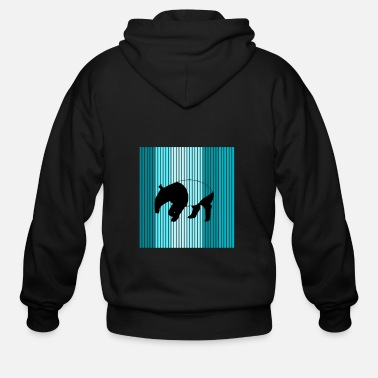 South Africa tapir - Men's Zip Hoodie