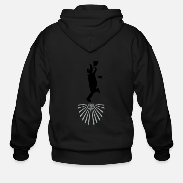 Glamour boy dancer ccol smart retro bar glamour babylon - Men's Zip Hoodie